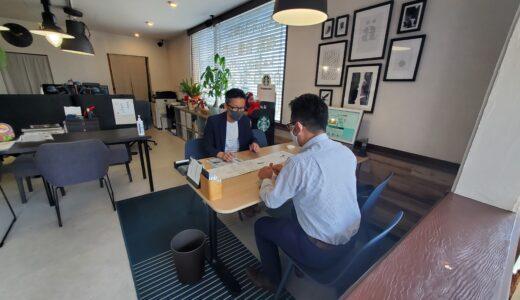 愛知県豊川市の不動産会社「かつのオフィス」さんにインタビューをさせて頂きました!